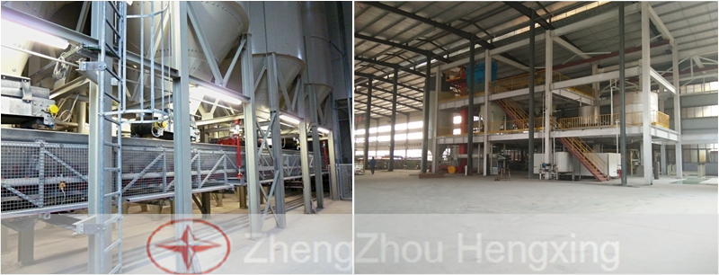 Batching Plant For AAC Plant