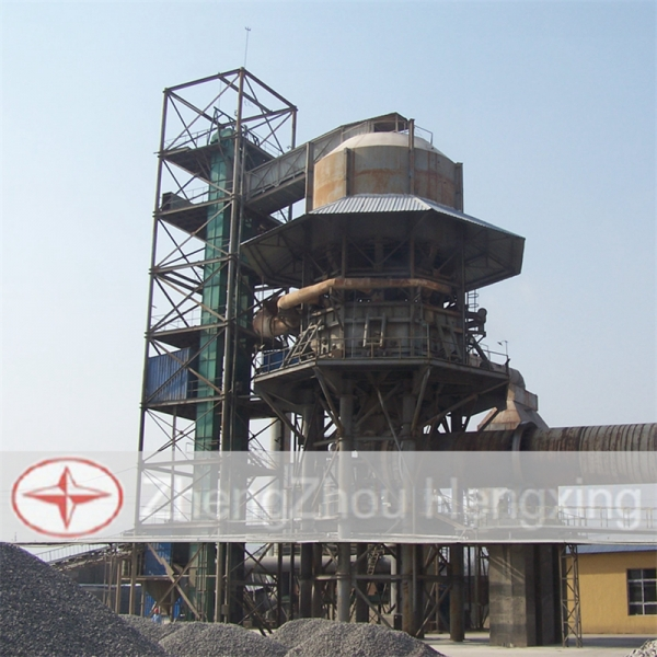 Preheater For Lime Plant